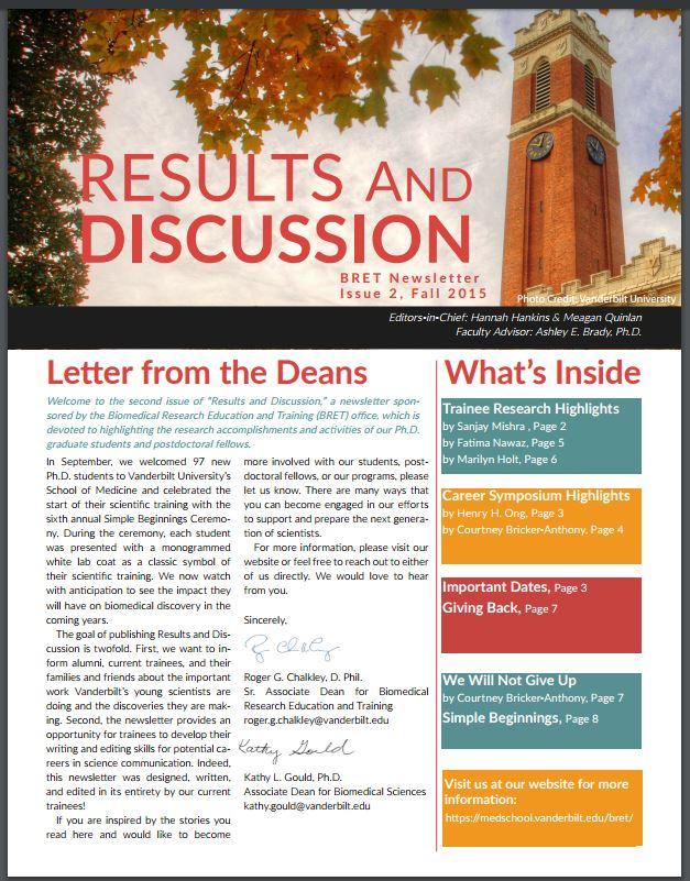Volunteer Opportunity: Layout Editor for BRET Newsletter ...